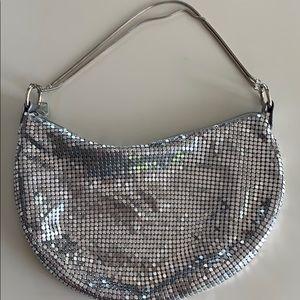 Vintage Metallic Bag